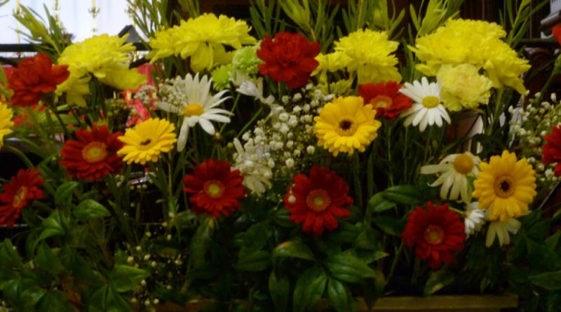 alle elsker blomster