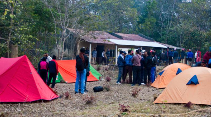 telte til camping